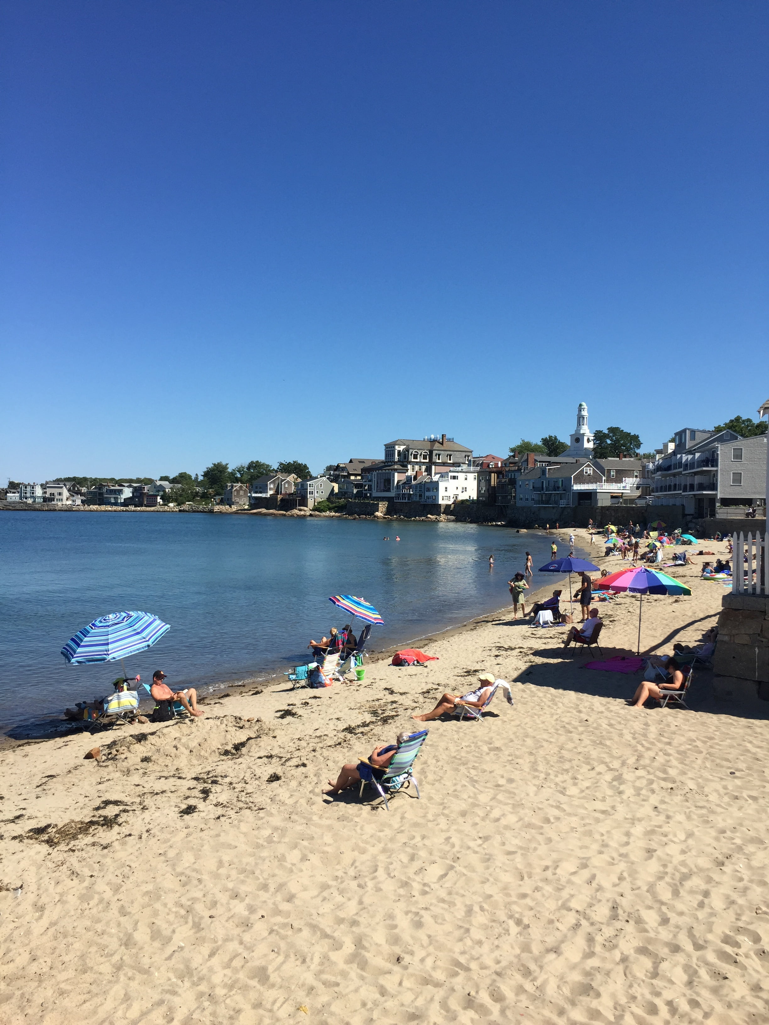 Front Beach Rockport