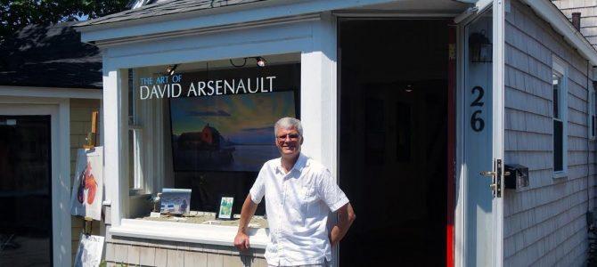 The Art of David Arsenault Gallery
