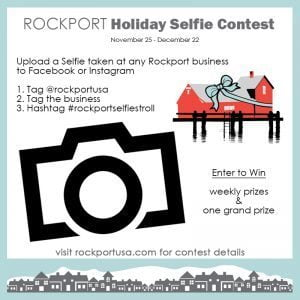 Rockport Holiday Selfie Contest