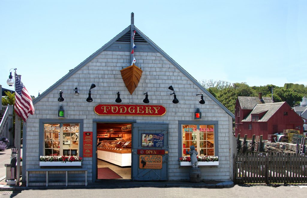 Rockport Fudgery