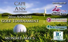 MAY 6 CAPE ANN CHAMBER GOLF TOURNAMENT TO FOCUS ON BUSINESS AND EDUCATION: PAR FOR THE COURSE