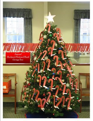 Rockport National Bank is proud to sponsor The Giving Tree!