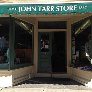 John Tarr Store