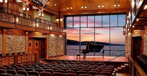Rockport Music/ Shalin Liu Performance Center