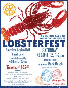 Rockport LobsterFest | Rockport USA | Rockport Festivals