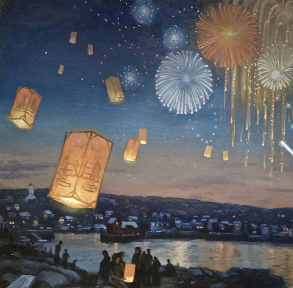 Rockport Fireworks 2017