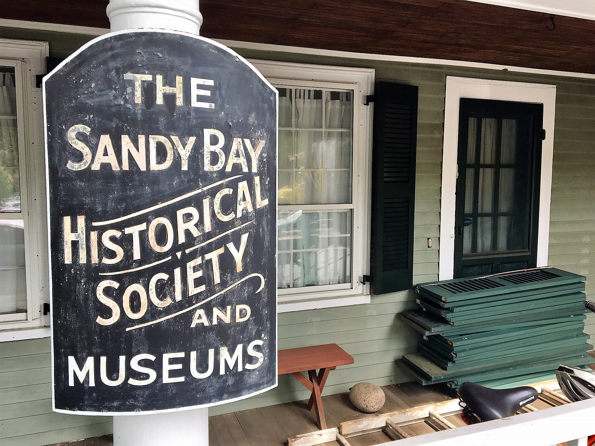 Sandy Bay Historical Society and Museums