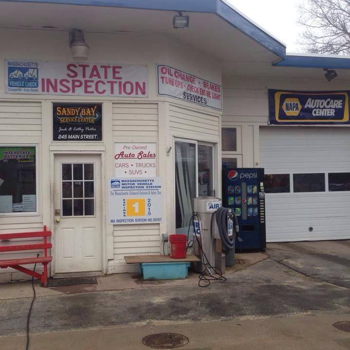Sandy Bay Service Center, Inc.