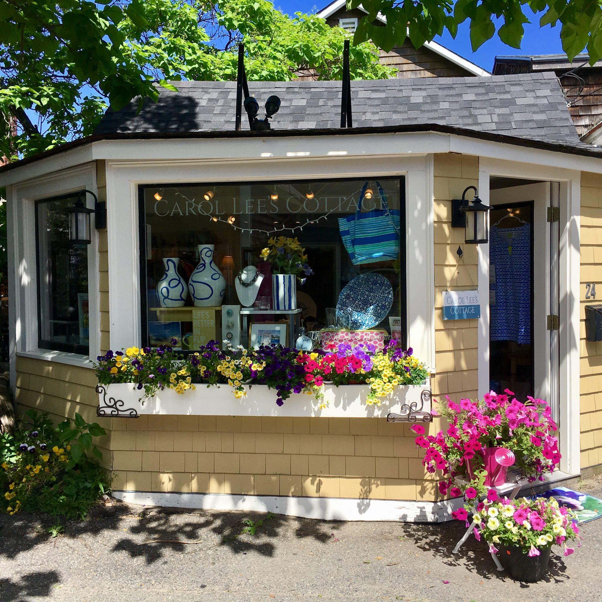 Boston Voyager Interviewed Local Shop Owner Carol Lee Kelliher