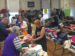 Old Sloop Fair Rummage Sale