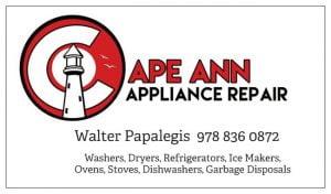 Cape Ann Appliance Repair