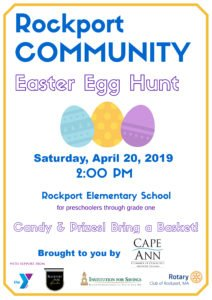 Rockport Easter Egg Hunt